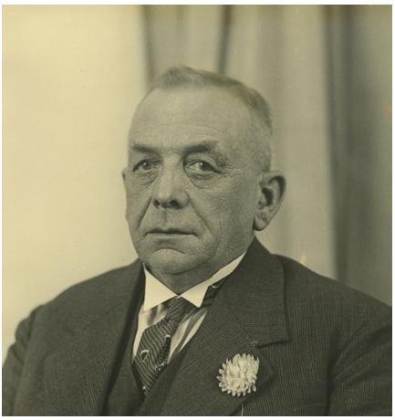 1940 Paul Dittrich anlässlich seines 65. Geburtstages