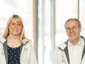 Anne & Jörg Dittrich - Dachdeckermeister Claus Dittrich GmbH & Co. KG